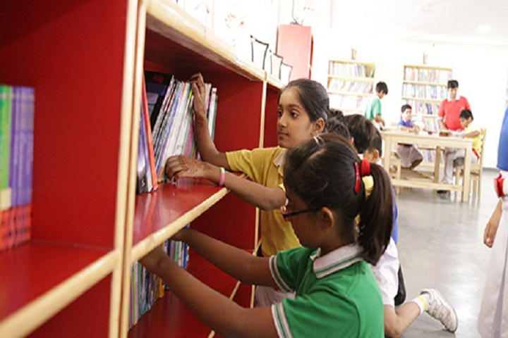 Aravali International School-Library