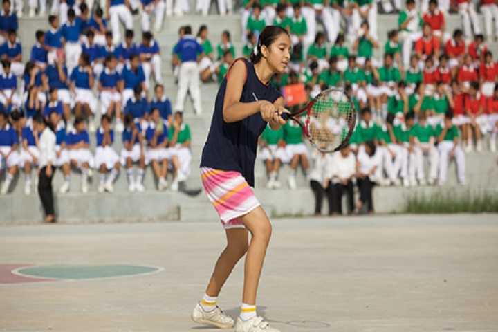 Aravali International School-Sports