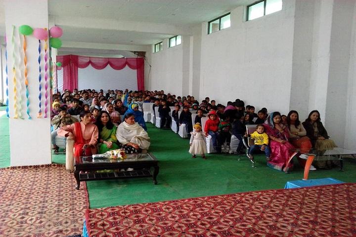 Aravali International School-Auditorium