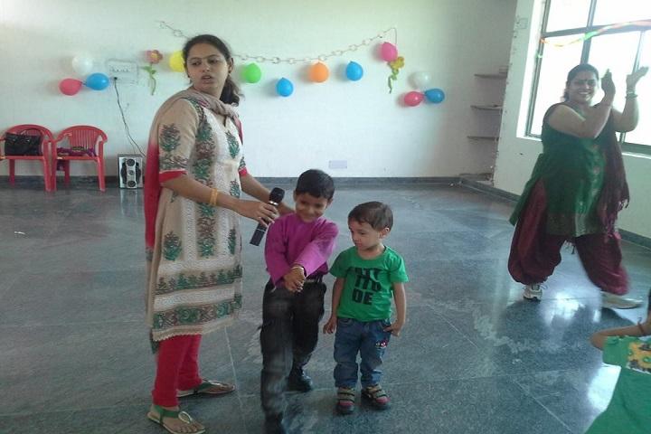Aravali International School-Dance Room