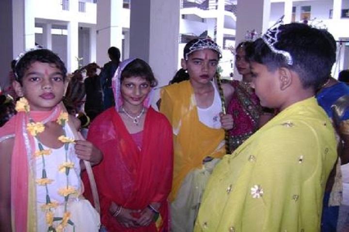 Aravali International School-Fancy Dress
