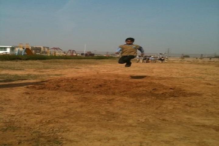 Aravali International School-Games