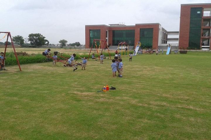 Aravali International School-Ground
