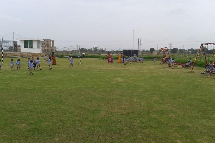Aravali International School-Kids