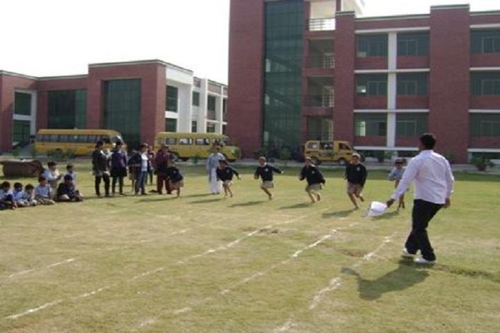 Aravali International School-Sports