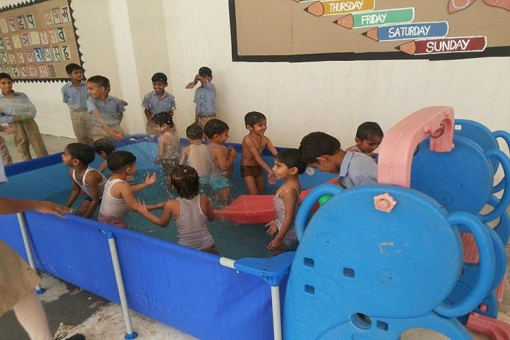 Aravali International School-Swimming