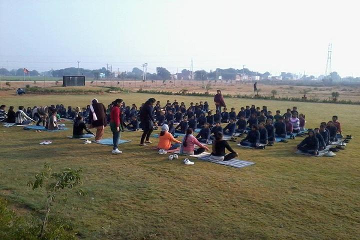 Aravali International School-Yoga