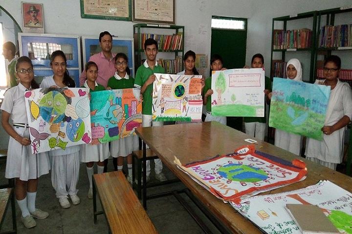 Aravali Public School-Art