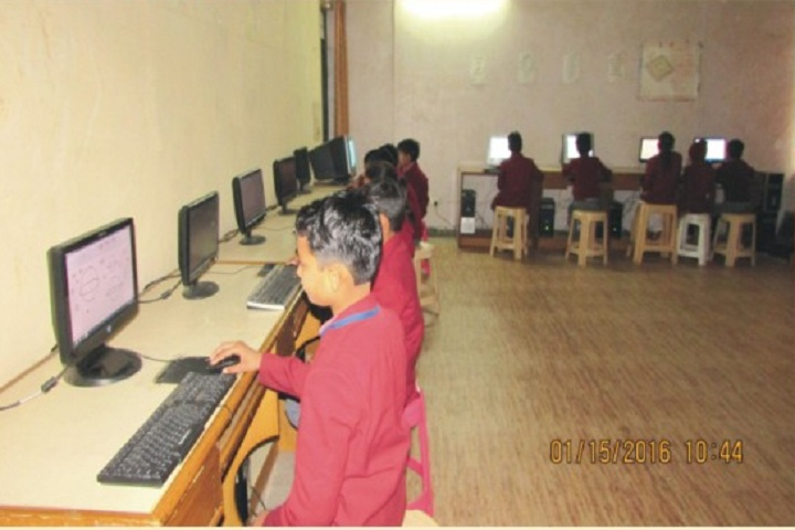 Aravali Public School-Computer Lab