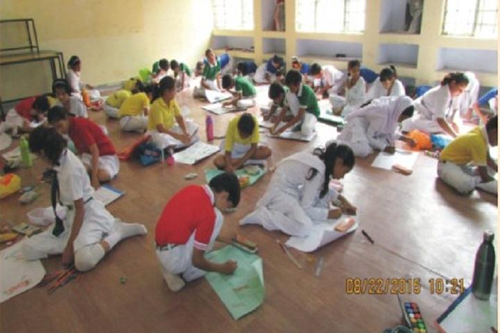 Aravali Public School-Activity