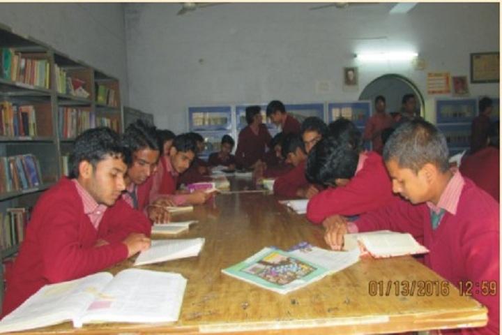 Aravali Public School-Library