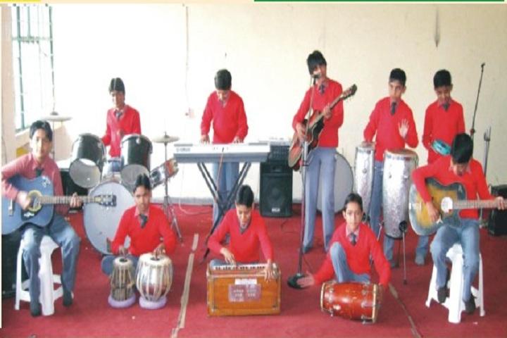 Aravali Public School-Music Room
