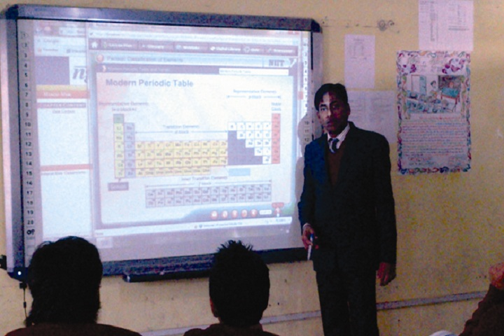 Aravali Public School-Smart Classroom
