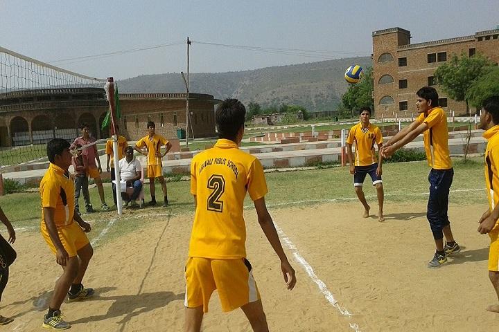 Aravali Public School-Sports