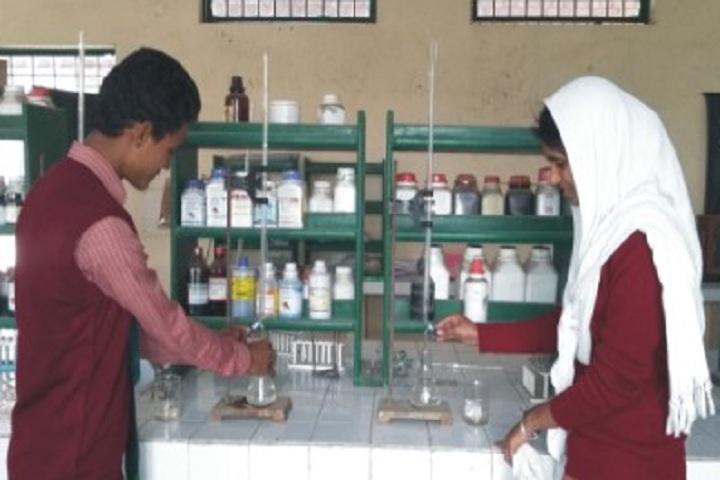Aravali Public School-Chemistry Lab