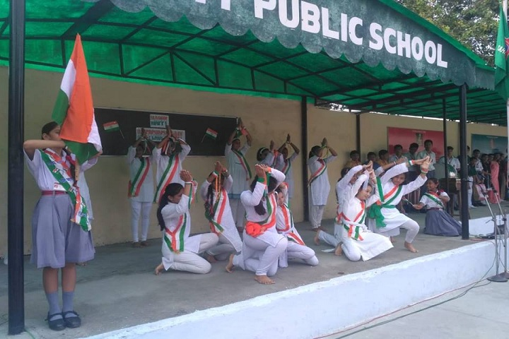 Army Public School-Indepandance day
