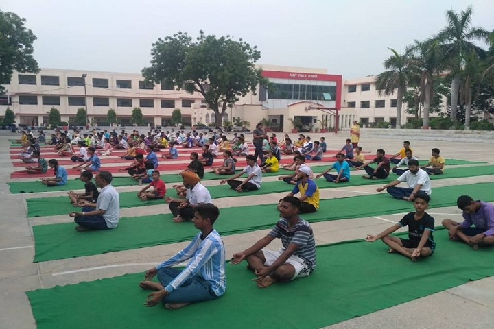 Army Public School-Meditation
