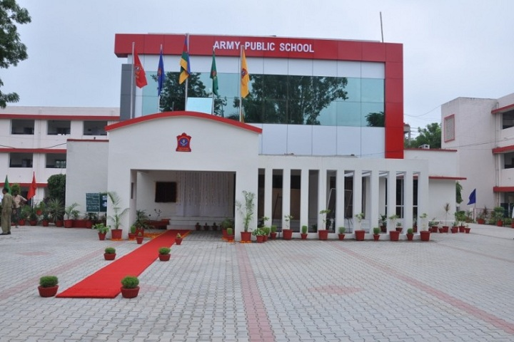 Army Public School-School View