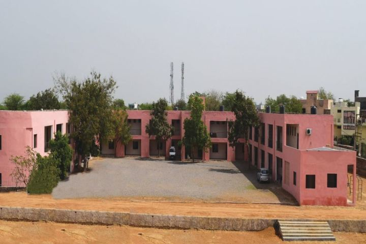Arqam Academy Senior Secondary School-Campus View