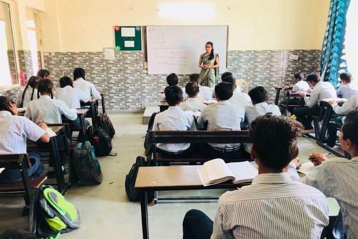 Arqam Academy Senior Secondary School-Classroom