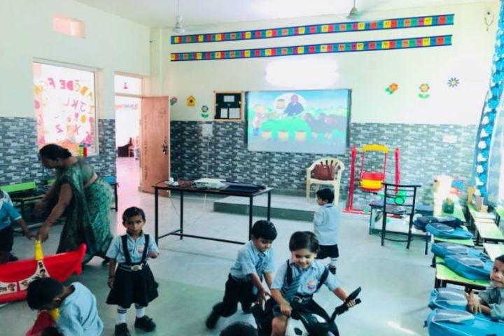 Arqam Academy Senior Secondary School-Kindergarten