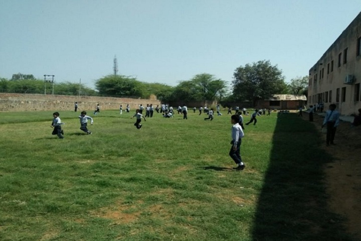 Arqam Academy Senior Secondary School-Playing Area
