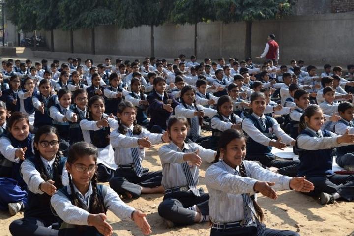 Arqam Academy Senior Secondary School-Activity