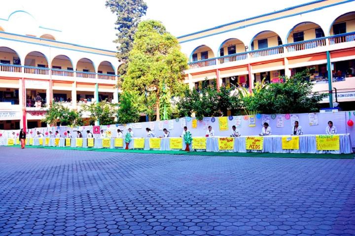 Arya Bal Bharti Public School-Campus View