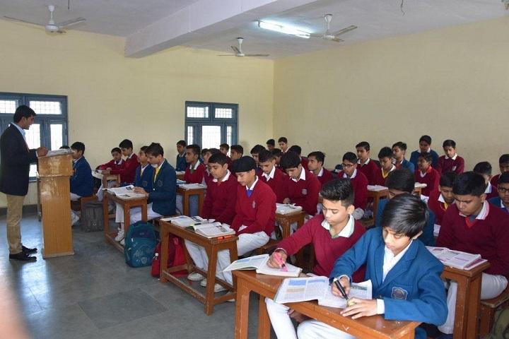 Arya Bal Bharti Public School-Classroom
