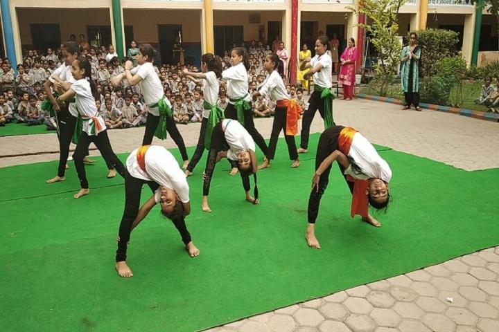 Arya Bal Bharti Public School-Yoga