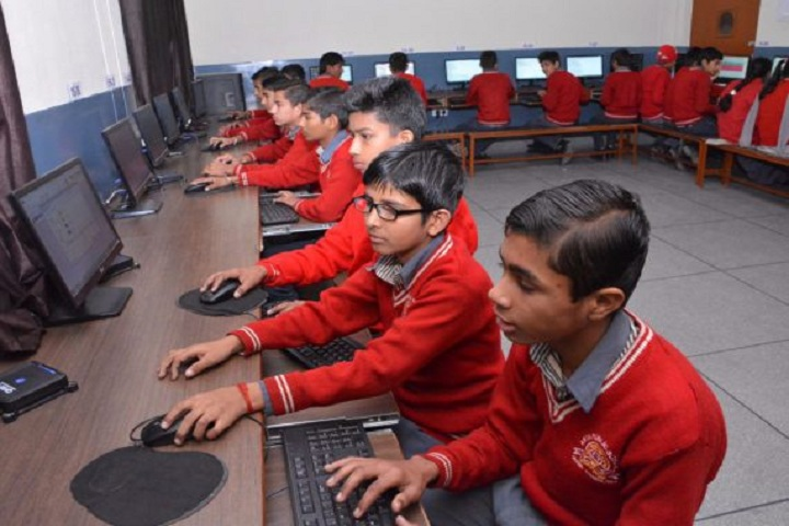 Arya Public School-Computer Lab