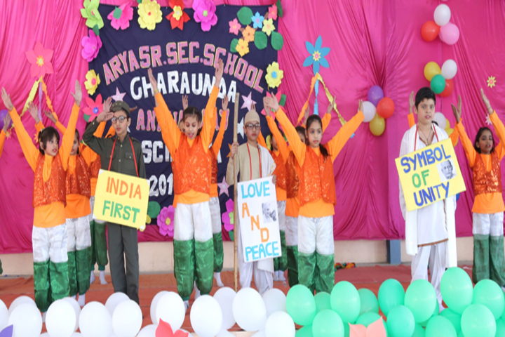 Arya Senior Secondary School-Activity