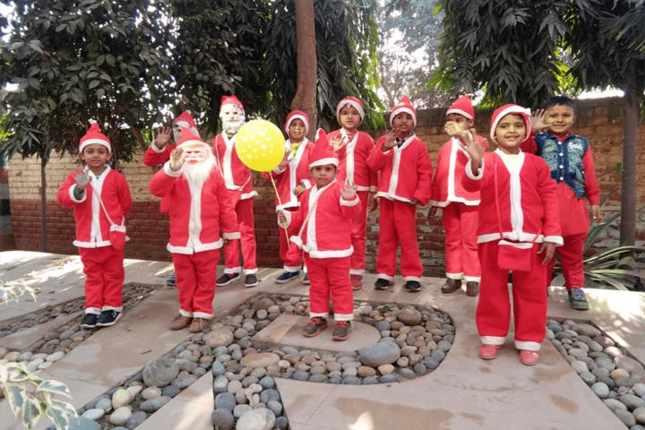 Arya Senior Secondary School-Christmas Celebrations