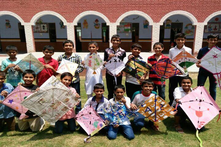 Arya Senior Secondary School-Kite Fest
