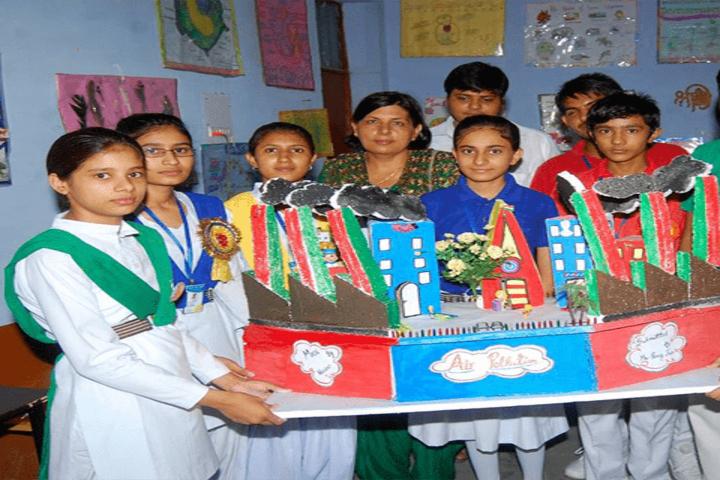 Arya Senior Secondary School-Project