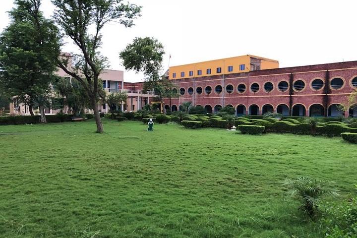 Arya Senior Secondary School-School Campus