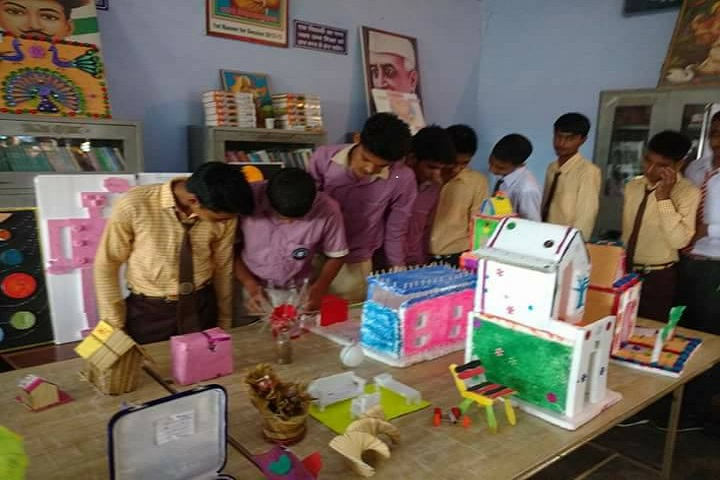 Arya Senior Secondary School- School Exhibition