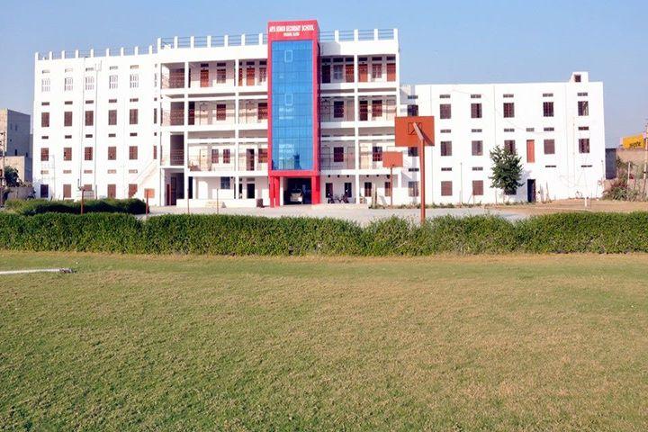 Arya Senior Secondary School-School Building