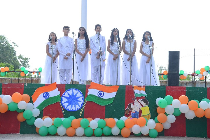 Arya Vidya Mandir Senior Secondary School-Singing