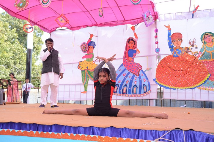 Arya Vidya Mandir Senior Secondary School-Yoga