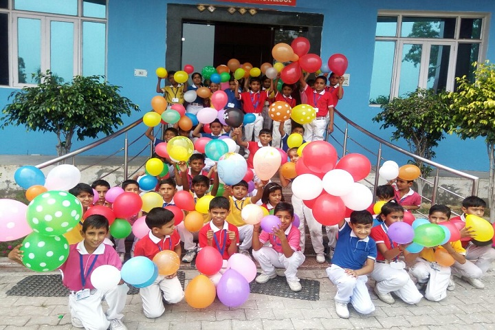 Aryan Global Public School-Playing