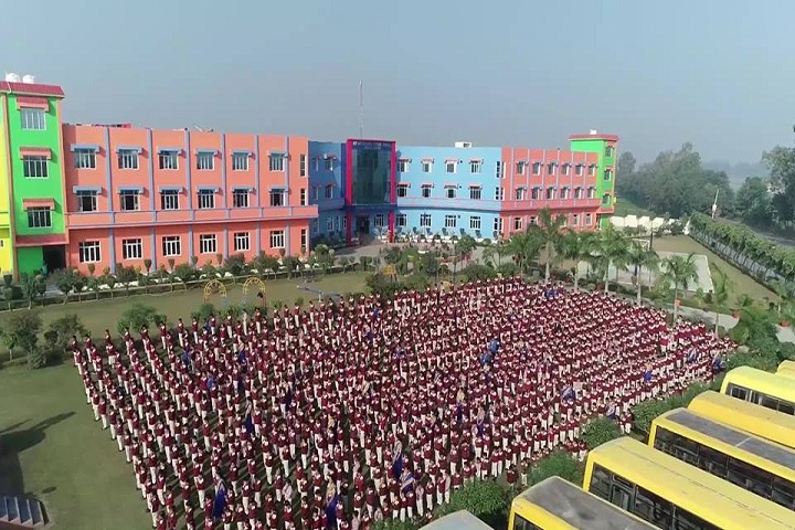 Aryan Global Public School-Assembly