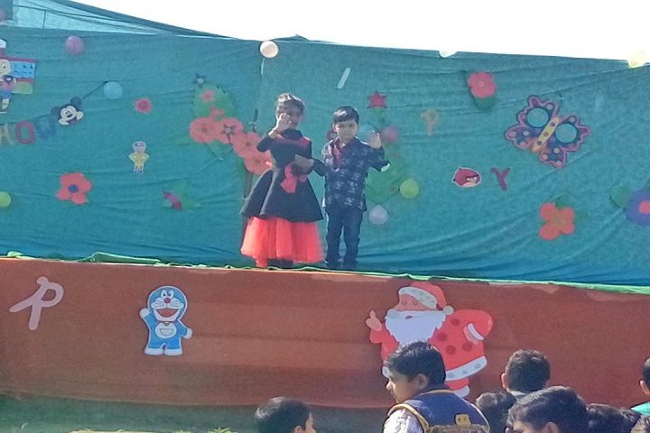 Aryan Global Public School-Fancy Dress