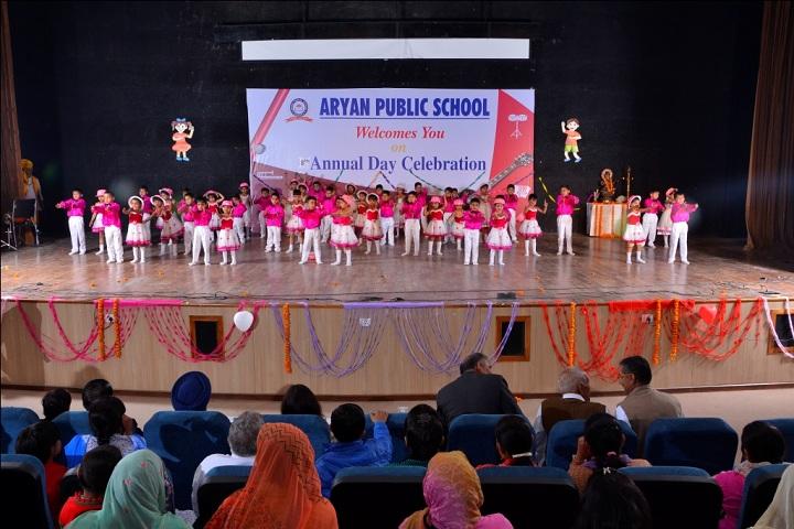 Aryan Public School-Annual Day Celebration