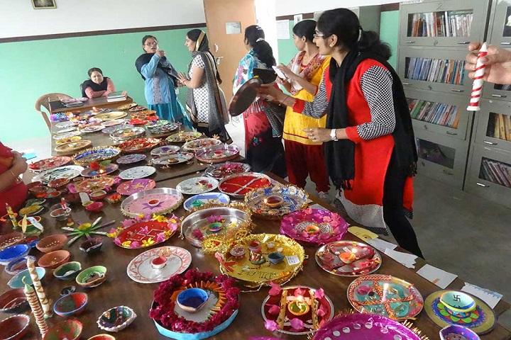 Aryan Public School-Diwali