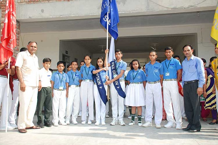 Aryan Public School-Sports Day