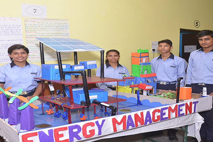 Aryans Model Senior Secondary School-Science Fair