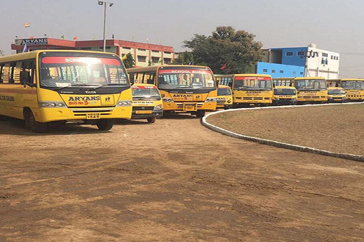 Aryans Model Senior Secondary School-Transport