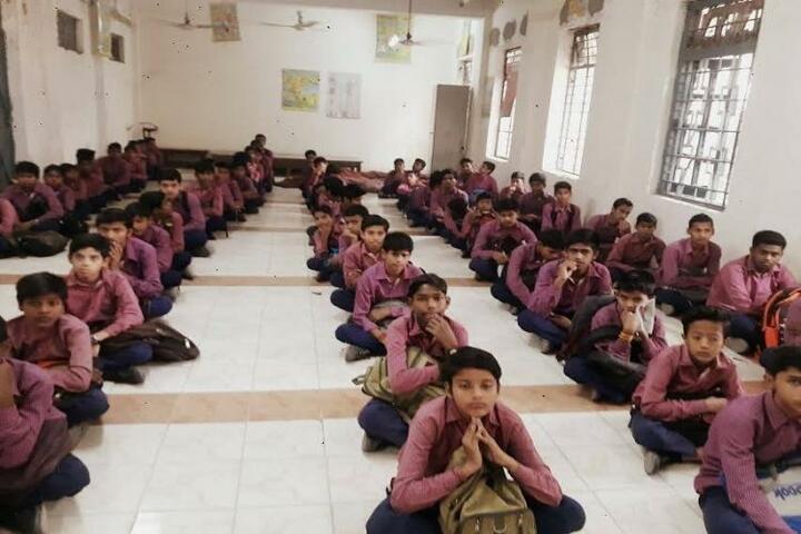 Aryavart Senior Secondary School-class room
