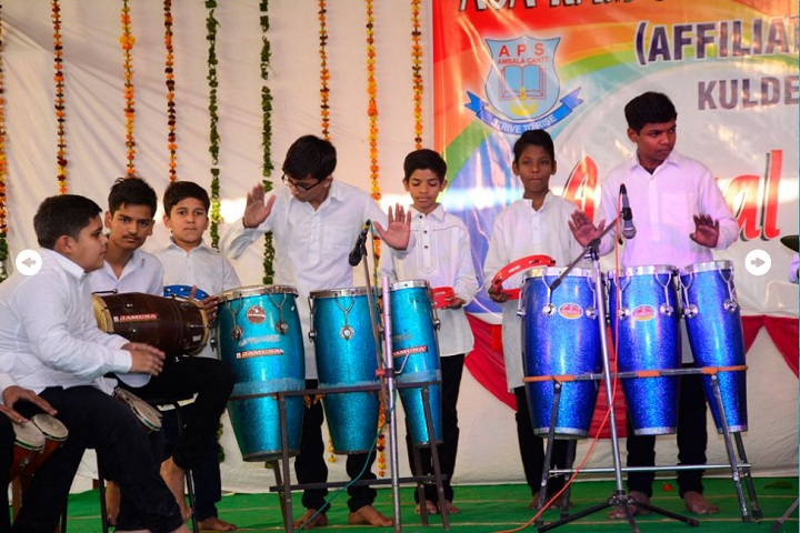 Asa Ram Public School-Music